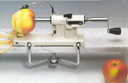 Apple Peeling & Slicing Machine from DT Saunders Ltd (image 1)