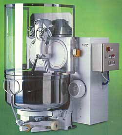 Twin Arm Dough Mixers from DT Saunders Ltd (image 1)
