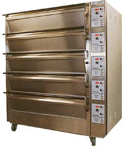 Deck Ovens from DT Saunders Ltd (image 1)