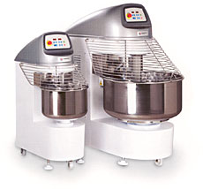 Spiral Dough Mixers from DT Saunders Ltd (image 1)