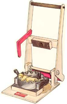 Pasty Machine from DT Saunders Ltd (image 1)