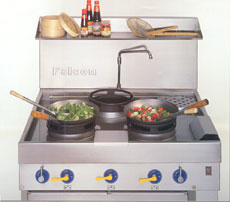 Wok Cookers from DT Saunders Ltd (image 1)
